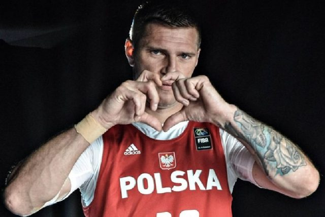 Marcin Sroka / fot. PZKosz