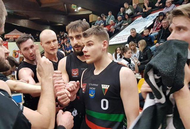 Marcin Woroniecki (numer 0) / fot. GKS Tychy