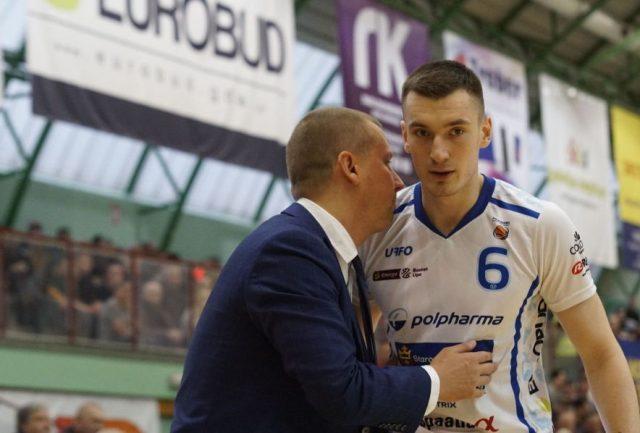 Marek Łukomski i Daniel Gołębiowski / fot. D. Szczypior, Polpharma