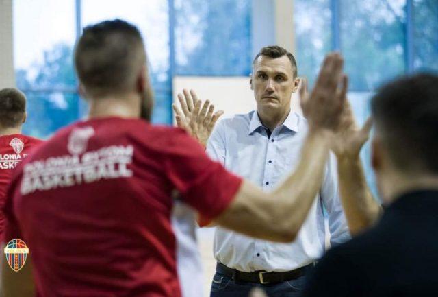 Mariusz Bacik / fot. Fot. BS Polonia Bytom Basketball, materiały prasowe