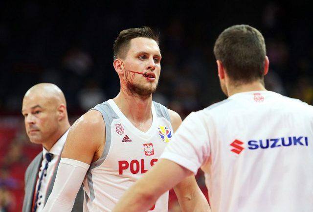 Mateusz Ponitka / fot. A. Romański, PZKosz