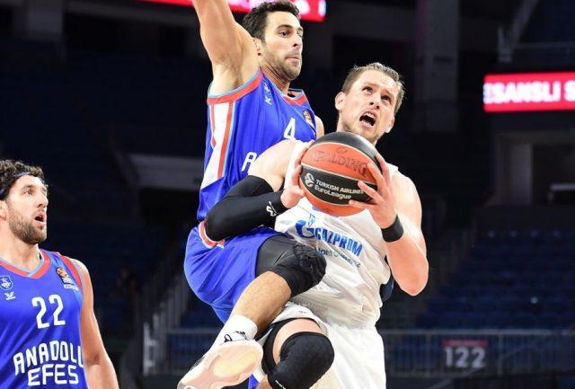 Mateusz Ponitka / fot. Euroleague