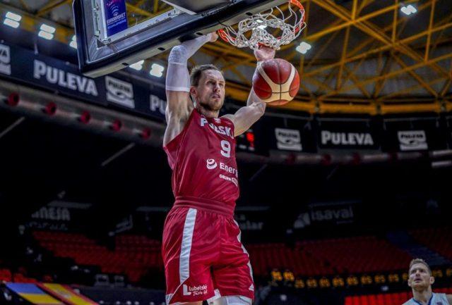 Mateusz Ponitka / fot. FIBA Europe