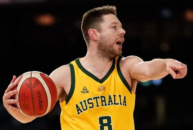 Matthew Dellavedova / fot.  FIBA