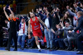 Mike James / fot. Euroleague