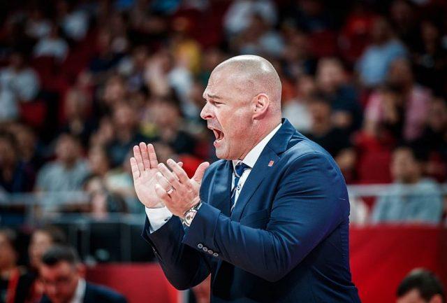 Mike Taylor / fot. FIBA
