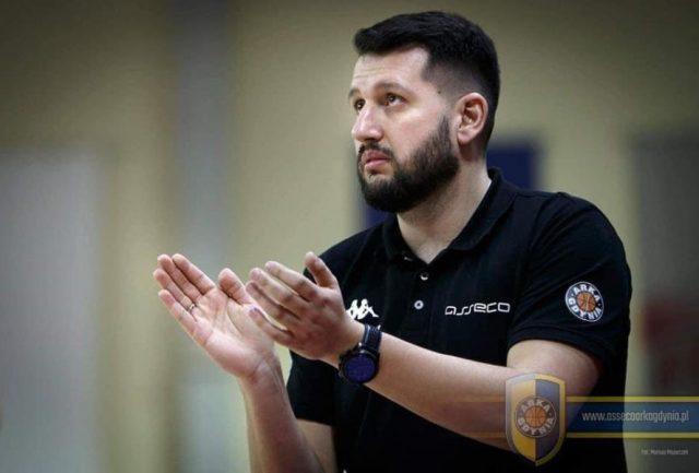 Milos Mitrović / fot. Mariusz Mazurczak, Asseco Arka Gdynia