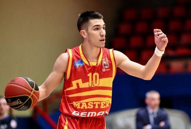 Novak Musić/ fot. Aba Liga