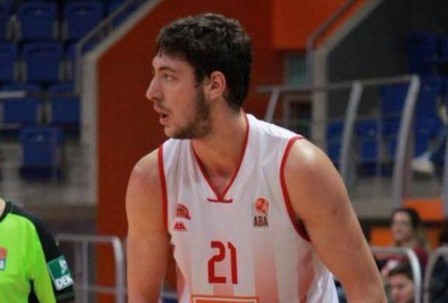 Danilo Ostojić / fot. KK Vrsac