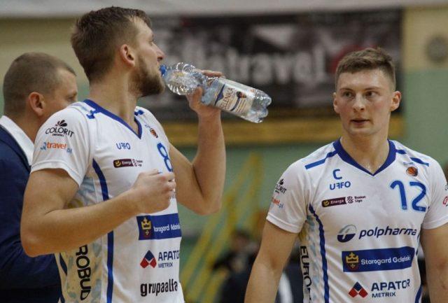 Martynas Paliukenas i Paweł Dzierżak / fot. D. Szczypior, Polpharma
