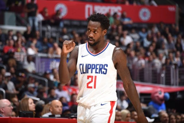 Patrick Beverley / fot. wikimedia commons