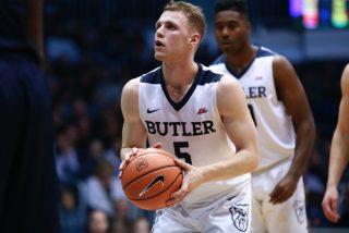 Paul Jorgensen / fot. Butler Bulldogs