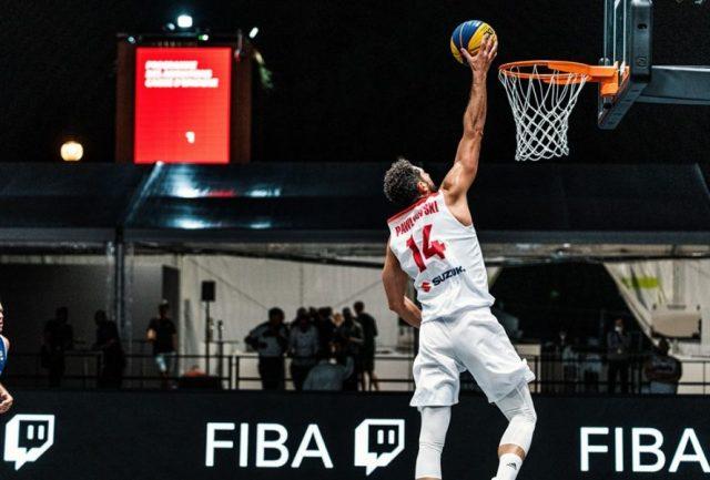 Paweł Pawłowski / fot. FIBA