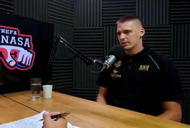 Piotr Niedźwiedzki / fot. PolskikKosz.pl