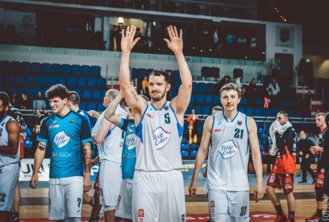 Aaron Cel i Bartosz Diduszko / for. ROSE, Polski Cukier Toruń