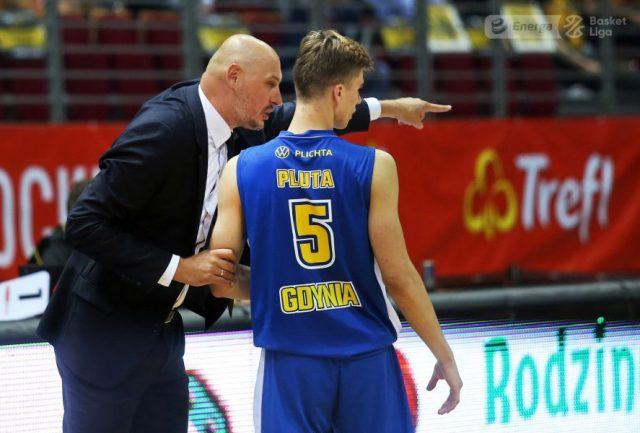 Przemysław Frasunkiewicz i Michał Pluta / fot. A. Romański, plk.pl
