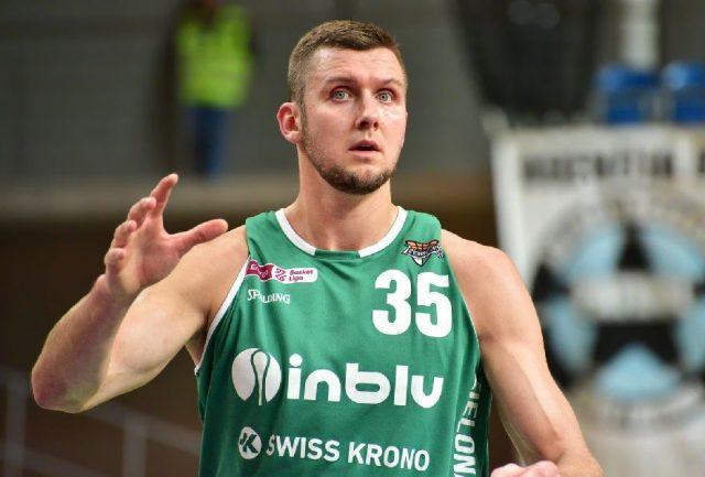 Przemysław Zamojski / fot. D. Murska, MKS Dąbrowa Górnicza