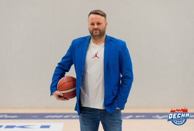 Przemysław Bieliński / fot. Decka Pelplin