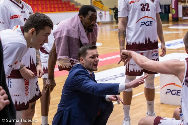 Maciej Raczyński / fot. Tadeusz Surma, PGE Spójnia