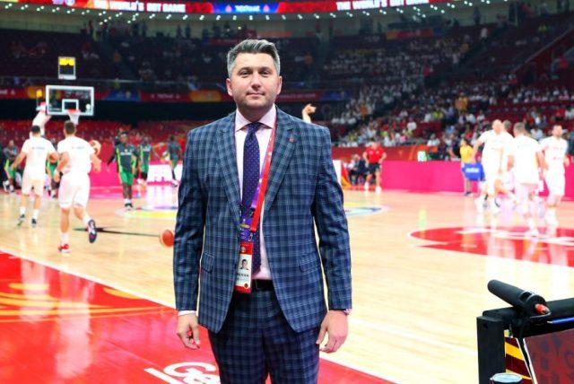 Radosław Piesiewicz / fot. A. Romański, PZKosz