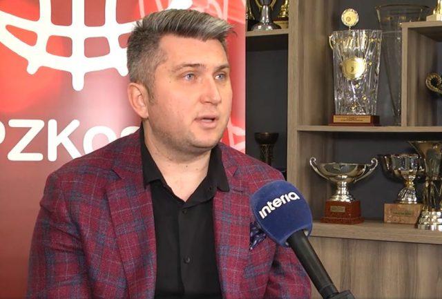 Radosław Piesiewicz, jednoczesny prezes PZKosz i PLK / fot. Interia