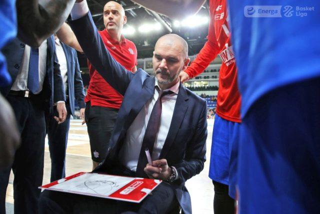 Robert Witka, trener GTK Gliwice / fot. A. Romański, plk.pl