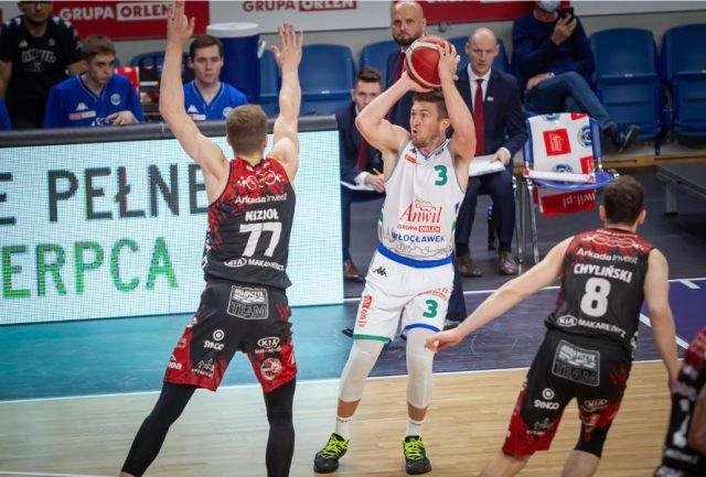 Rotnei Clarke / fot. KK Włocławek, Piotr Kieplin