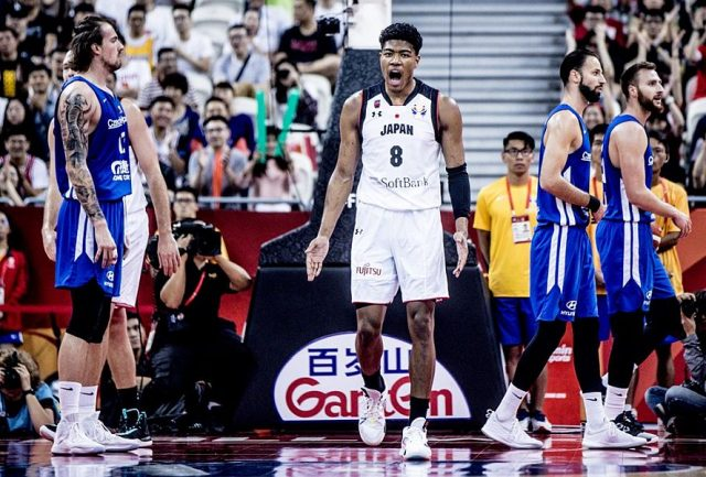 Rui Hachimura / fot. FIBA