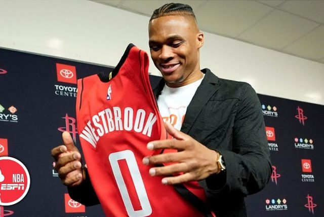Russell Westbrook / fot. YouTube