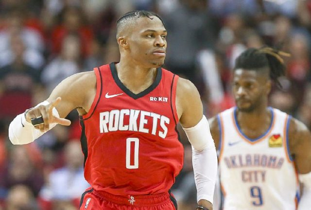 Russell Westbrook / fot. wikimedia commons