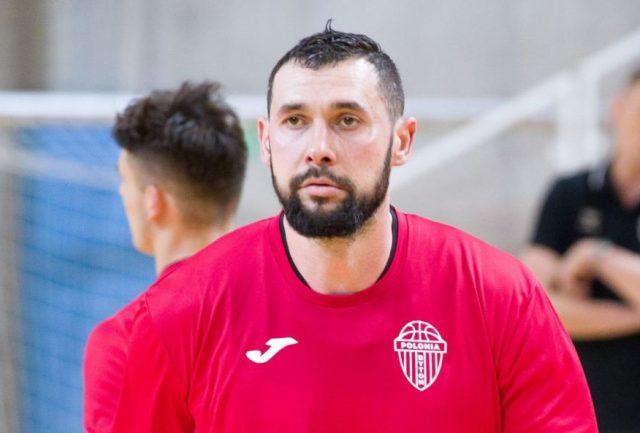 Marcin Salamonik / fot. materiały prasowe BS Polonia Bytom Basketball