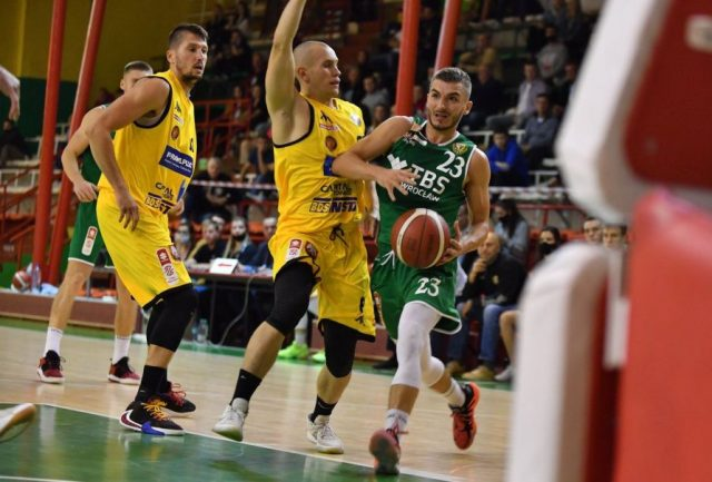 Sebastian Bożenko / fot. WKS Śląsk Wrocław