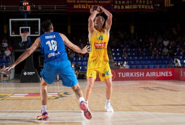 Luke Sikma / fot. Euroleague