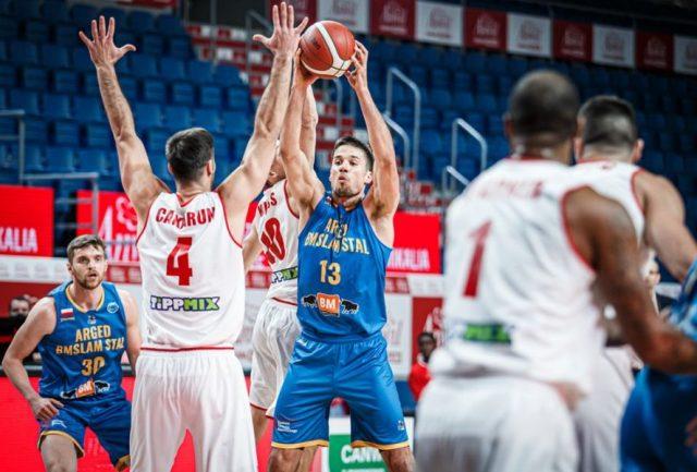 Josip Sobin / fot. FIBA Europe
