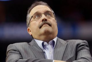 Stan van Gundy / fot. wikimedia commons