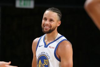 Stephen Curry / fot. wikimedia commons