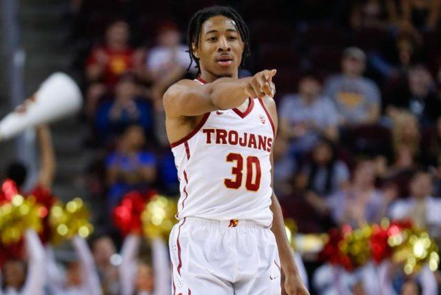 Elijah Stewart / fot. USC Trojans