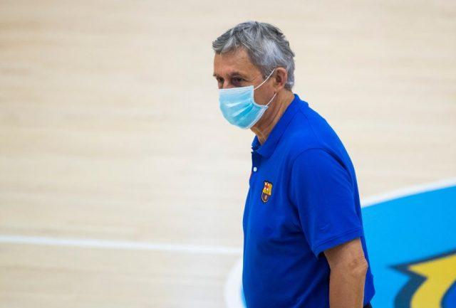 Svetislav Pesić / fot. Barca Basket