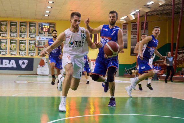 Szymon Tomczak / fot. WKS Śląsk Wrocław