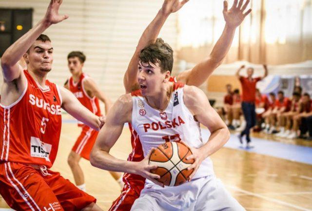 Szymon Zapała / fot. FIBA