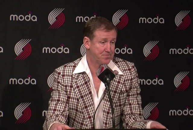Terry Stotts / fot. wikimedia commons