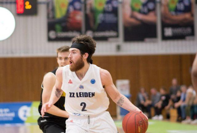 Tyler Persons / fot. FIBA Europe