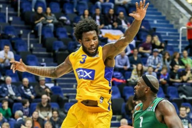 Victor Rudd / fot. Euroleague