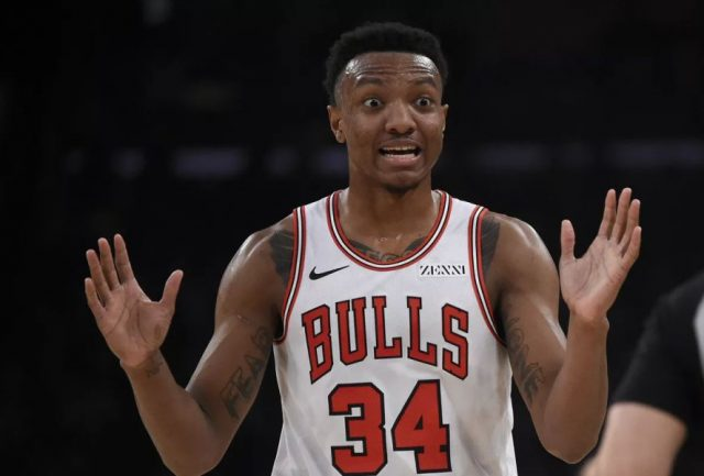 Wendell Carter / fot. wikimedia commons