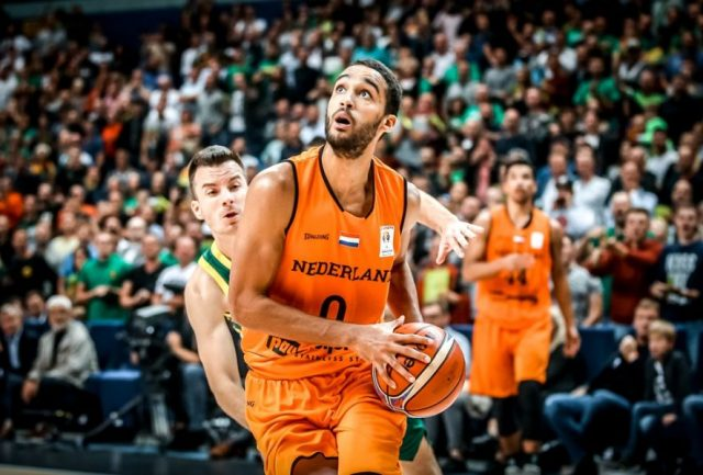 Yannick Franke / fot. FIBA Europe