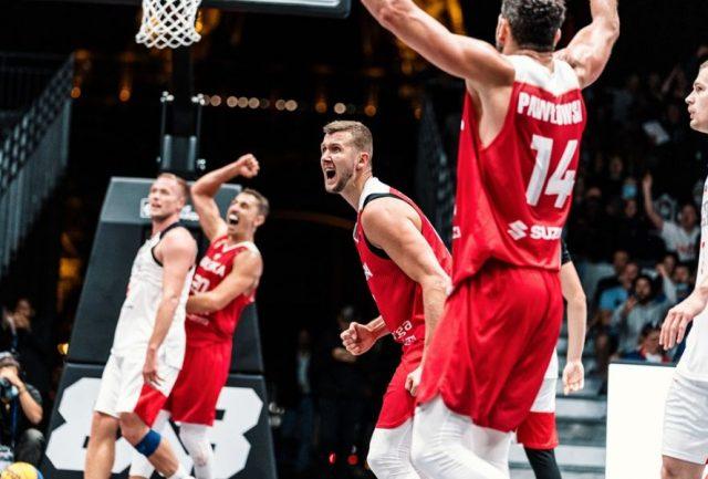 Przemysław Zamojski / fot. FIBA
