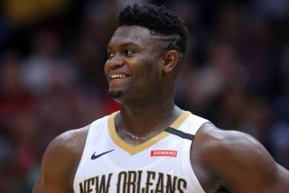 Zion Williamson / fot. wikimedia commons