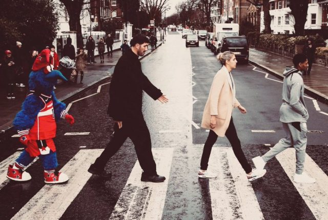 Abbey Road / fot. Washington Wizards