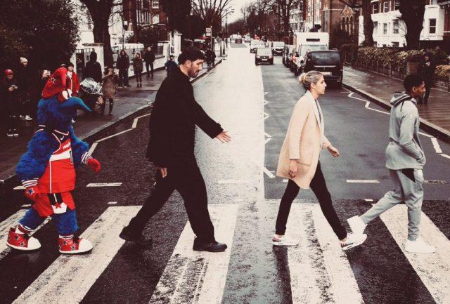Abbey Road / fot. Washington Wizards