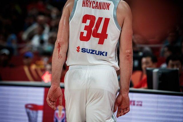 Adam Hrycaniuk / fot. FIBA